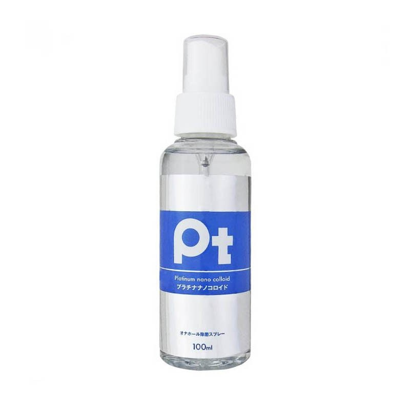 Onahole Cleaner Platinum Spray disinfectand sex toys