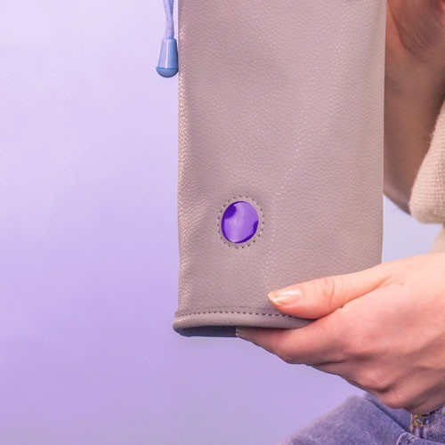 PureSan UV-C sex toy cleaning pouch